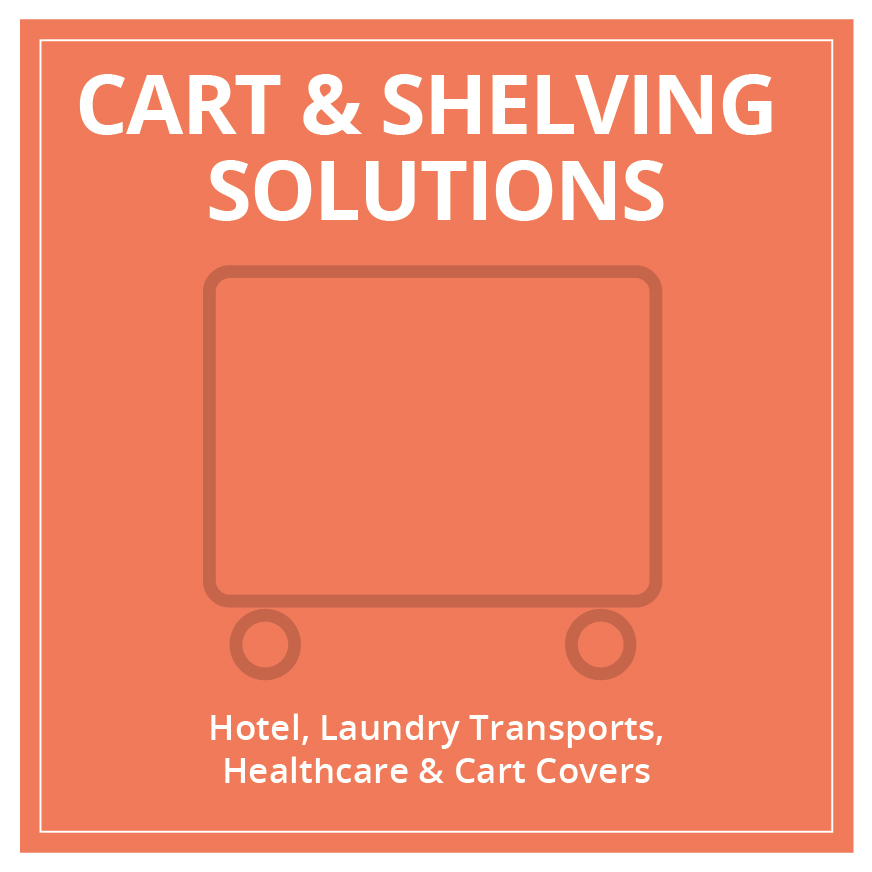 Cart and Shelving